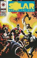 VALIANT SOLAR MAN OF THE ATOM #24 COMIC MIKE MIGNOLA COVER