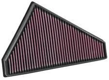 33-3022 K&N KN Air Filter JAGUAR F-TYPE 5.0 V8 2013- (RIGHT SIDE ONLY)