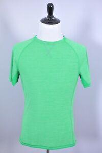 Lululemon Tech SS Shirt Green Men's Medium M