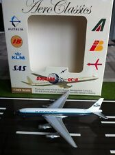 KLM DC8  REG PH-DCY AEROCLASSICS 1:400  MODEL AIRPLANE RARE