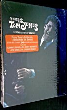 This is TOM JONES - Volume 2 - DVD Set - 3 Discs - Time Life - New & Sealed