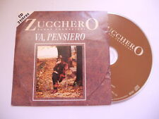 Zucchero / va pensiero - cd single