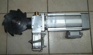 Grooving Saw Head with a 90 Degree Pneumatic Rotator W/CEG Motor 11F16340
