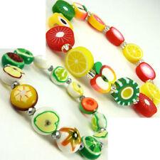 Bracciali di bigiotteria multicolore in pelle