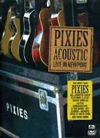dvd musicale Pixies Acoustic - Live In Newport