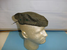 b3951-58 African Irregular Guerrilla Rain Drop Pattern East German Beret size 58