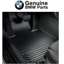Perfect Fit Black Carpet Car Mats for BMW 1 Series F20 2011/> Red Leather Trim