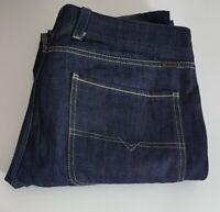 Diesel Fraceex Mens Jeans W34 L32 Wash 0880G Blue 34x32 Regular Straight Fit