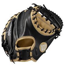 """Wilson A2000 19CM33 33"""" Catcher's Baseball Mitt - Right Hand Throw (NEW)"""