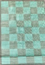 Hand-knotted Wool/ Bamboo Silk Area Rug