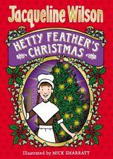 Hetty Feather's Christmas By Jacqueline Wilson, Nick Sharratt