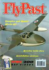Flypast 1994 February Constellation,Canberra,Beverley,Saunders Roe,B-26,Gt Lakes
