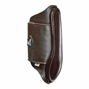 Masta Leather Look Neoprene Brushing Boots XFull Brown