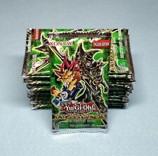 English Yugioh Duelist Pack Yugi 24 Booster Packs = Box Quantity Unsearched New