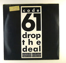 """12"""" Maxi - Code 61 - Drop The Deal (Remix) - A3343 - washed & cleaned"""