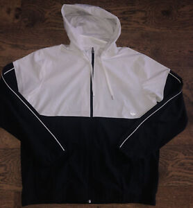 Under Armour Mens Athlete Recovery Tech Celliant Black&White Hoodie Size XL