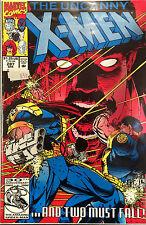 Uncanny X-Men # 287 VF+ 1º DIBUJO Marvel Comics