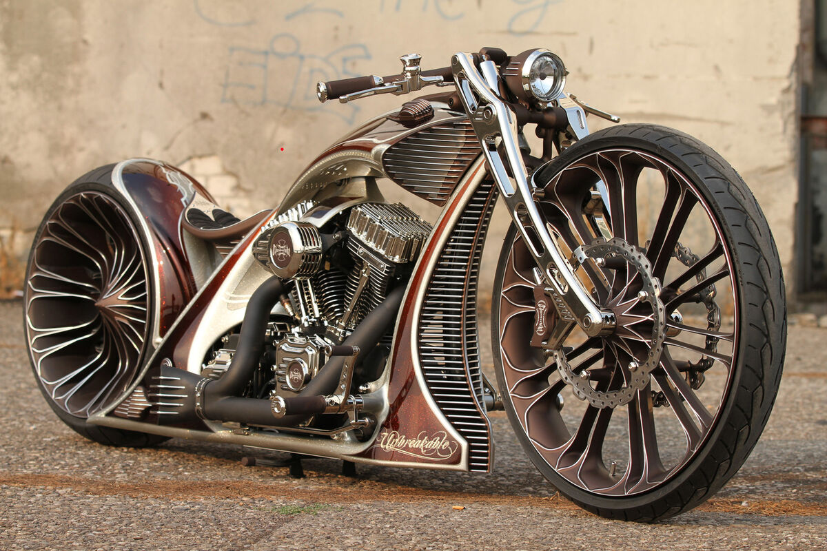 Copperhead Cycle Parts