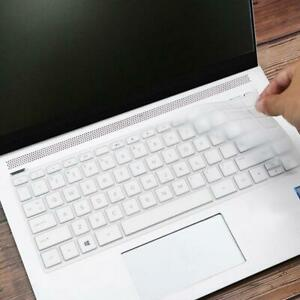 Silicone Keyboard Cover Skin For 14 inch HP Pavilion R1R6