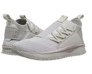 PUMA 36704401 TSUGI JUN METALLIC WN'S Wmn`s (M) Gray knitted Athletic Shoes