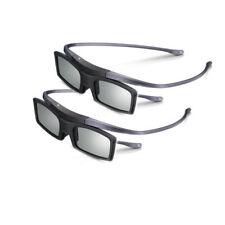 2pcs 4K HD UHD SUHD 3D Active TV Glasses SSG-5100GB SSG-5150GB For TV