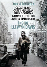 Inside Llewyn Davis, New DVD, John Goodman, Carey Mulligan, Oscar Isaac,