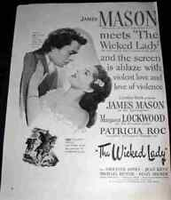 Film A3 Poster Print Wicked Lady The 01