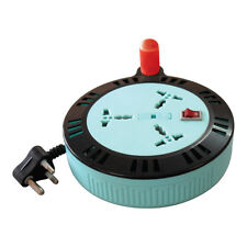 MX Extension Box 3 Universal Socket Surge Protector 5 Mtrs Power Cable - MX 1158
