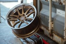 Aodhan DS02 18x9.5 +30 18x10.5 +22 5x114.3 Bronze Staggered (Set of 4)