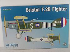Bristol F.2B Doppeldecker - Eduard Flugzeug Bausatz 1:48 - 8489  #E