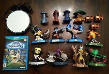 Skylanders Imaginators Lot - Game, Portal, Creation Crystals Elven Forest Chest