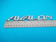 Genuine Toyota OEM 2000-2004 AVALON Rear Trunk Emblem Nameplate