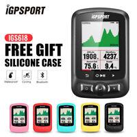 IGPSPORT Cycling Bike Computer GPS IGS618E ANT+ Wireless Odometer Speedometer
