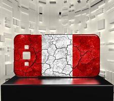 Coque Rigide pour Galaxy E5 Drapeau PEROU 03