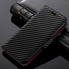 Stylish Leather Wallet Pouch Book Card Slot Stand Case Cover For Mobile Phone