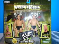 WWF WrestleMania 2000 TitanTron Live Big Show & Stone Cold Double Slam 2