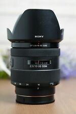 Sony SAL 16-50mm f/2.8 Aspherical DT ED Lens SAL1650 For A Mount ***READ***
