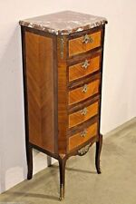 Satinwood Chest of Drawers European Antique Cabinets & Cupboards