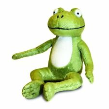 Aurora Room on The Broom Frog Plush Toy 7 Inches 60353