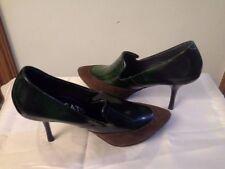 Unbranded Suede Medium Width (B, M) Heels for Women