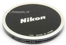 KENKO Skylight 72mm Filter for Canon Lens FD 55mm 1:1.2 L Nikon-P Auto 2.8/180mm