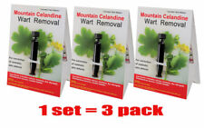 Killer of Warts Treatment Skin Removal  Best Wart Remover !!! 1.2ml x 3