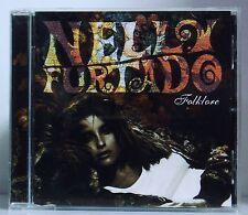 CD Nelly Furtado Folklore  DreamWorks Records 2003