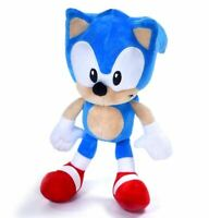 "OFFICIAL SONIC THE HEDGEHOG SONIC 12"" LARGE PLUSH SOFT TOY TEDDY NEW WITH TAGS"