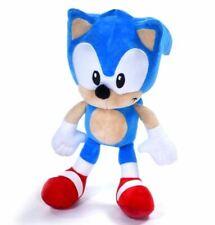"""Officiel Sonic the Hedgehog Sonic 12"""" Grande Peluche Jouet Doux En Peluche Neuf Avec Étiquettes"""