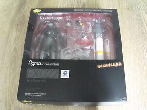 Figma EX-022 SatzBatz Knight - Ninja Slayer - WonderFest Exclusive - Complete