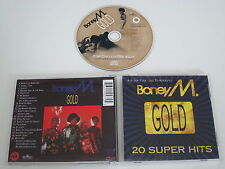 BONEY M./GOLD/20 SUPER HITS(BMG 74321 12577 2) CD ALBUM