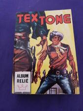 TEX TONE , ALBUM RELIE  (cai103)