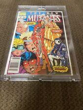 The New Mutants #98 (Feb 1991, Marvel)