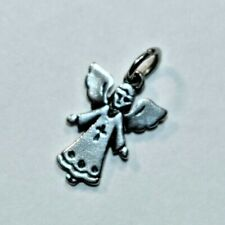 """Beautiful JAMES AVERY Sterling Silver """"Adorned Angel"""" Religious Charm"""